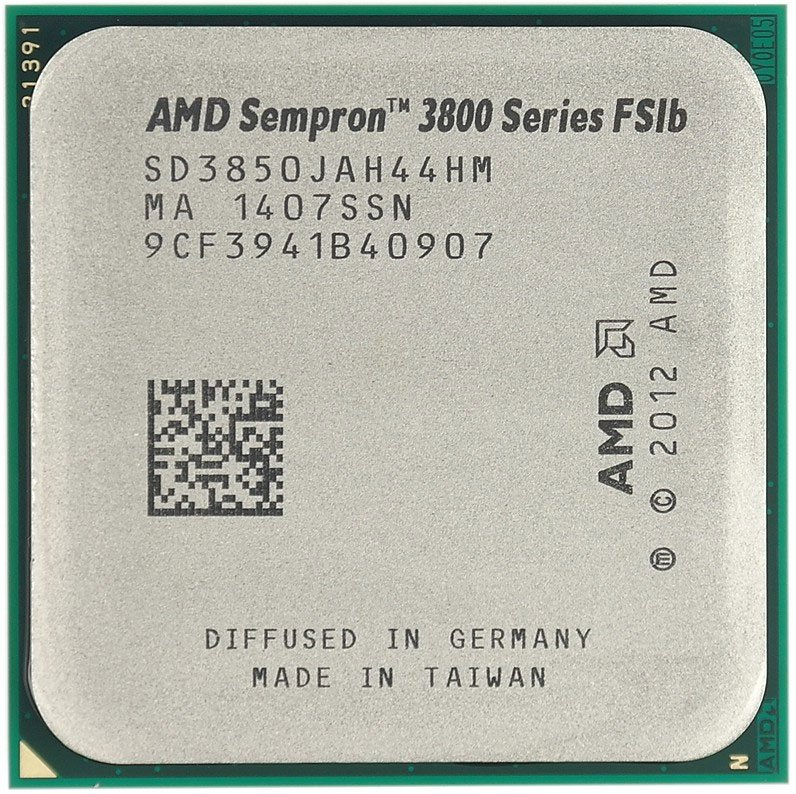 Процессор AMD Sempron 3850 1.3Ghz