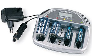 �������� ���������� ANSMANN POWERline 5 LCD