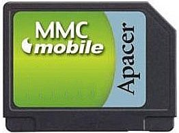 ����� ������ Apacer MMCmobile 1GB
