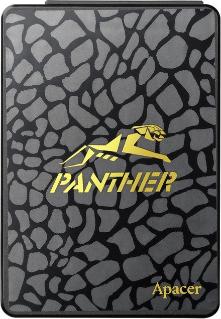 Жесткий диск SSD Apacer Panther AS340 (AP120GAS340G) 120Gb