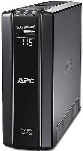 ИБП APC Power-Saving Back-UPS Pro BR1200GI