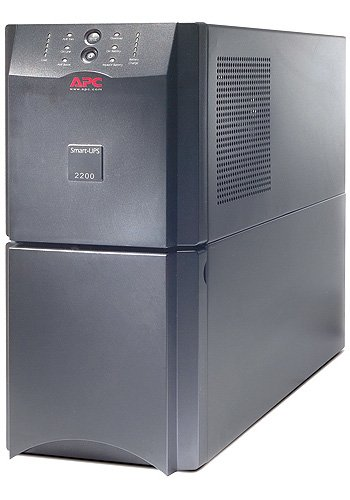 ИБП APC Smart-UPS 2200VA USB & Serial 230V (SUA2200I)
