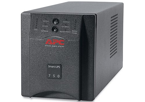 ИБП APC Smart-UPS 750VA USB & Serial 230V (SUA750I)