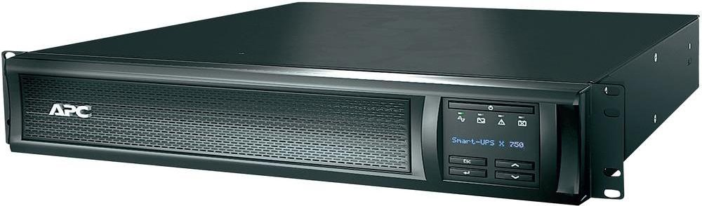 ИБП APC Smart-UPS X 750VA Rack/Tower LCD 230V (SMX750I)