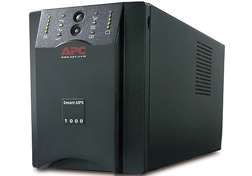 ИБП APC Smart-UPS XL 1000VA USB & Serial 230V (SUA1000XLI)
