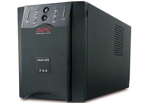 ИБП APC Smart-UPS XL 750VA USB & Serial 230V (SUA750XLI)