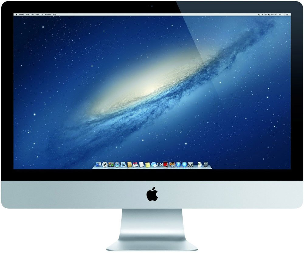 Моноблок Apple iMac (ME088RS/A)