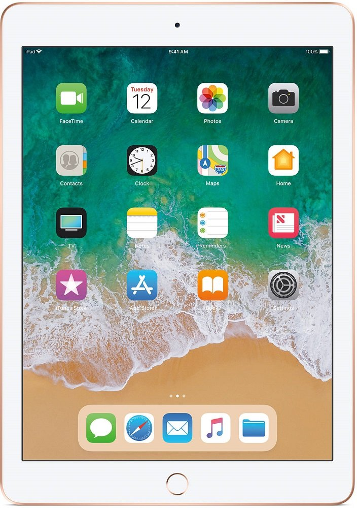 Планшет Apple iPad 2018 32GB Gold фото