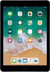 Планшет Apple iPad 2018 32GB LTE Space Gray фото