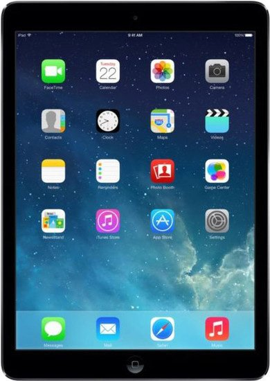 Планшет Apple iPad Air 64GB 4G Space Gray
