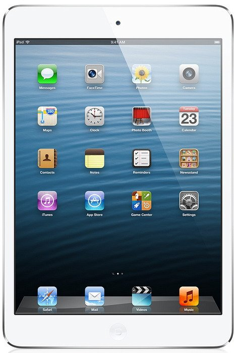 Планшет Apple iPad mini 16GB White фото