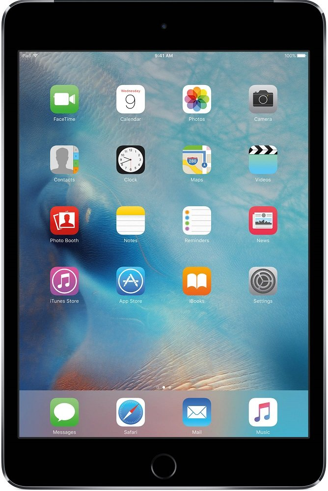 Планшет Apple iPad mini 4 with Retina 128GB 4G Space Gray