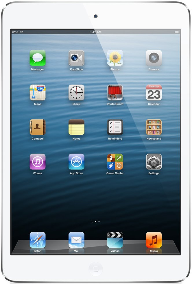 Планшет Apple iPad mini 4 with Retina 128GB Silver фото