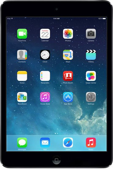 Планшет Apple iPad mini with Retina 128GB 4G Space Gray