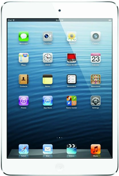 Планшет Apple iPad mini with Retina 16GB Silver