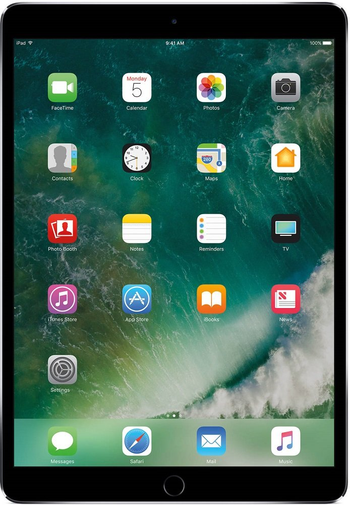 Планшет Apple iPad Pro 10.5 256GB Space Gray фото