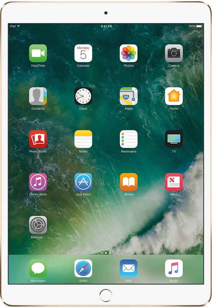 Планшет Apple iPad Pro 10.5 512GB LTE Gold