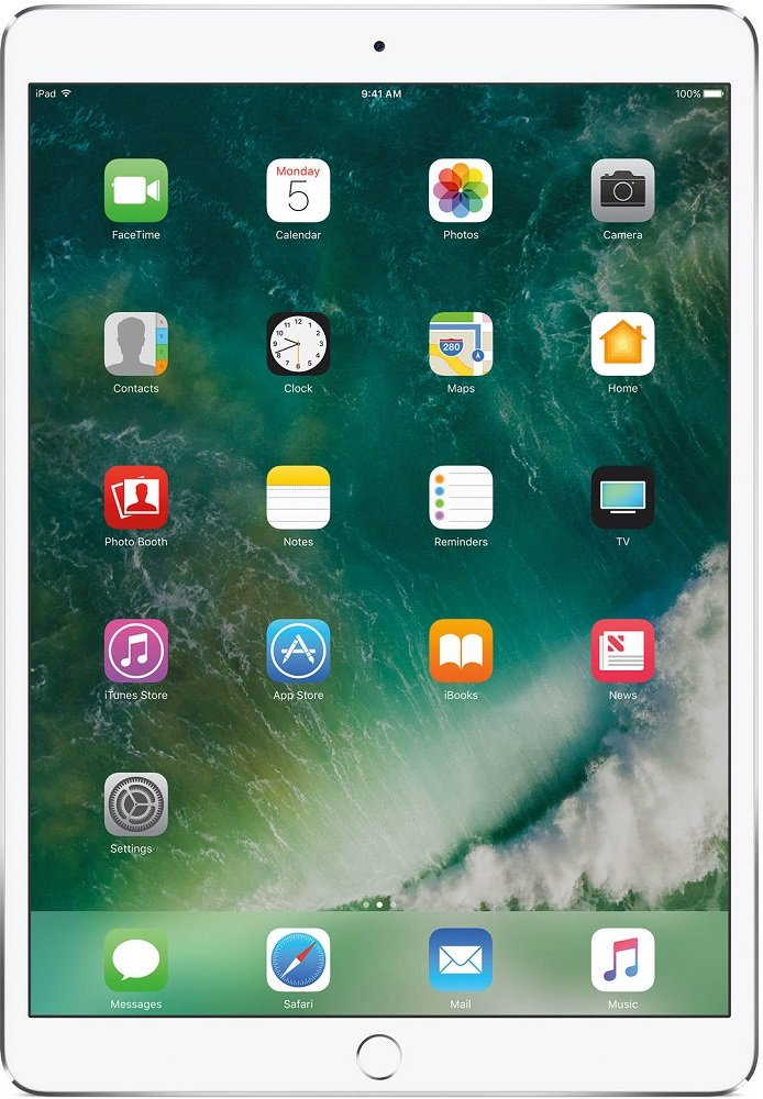 Планшет Apple iPad Pro 10.5 64GB LTE Silver фото