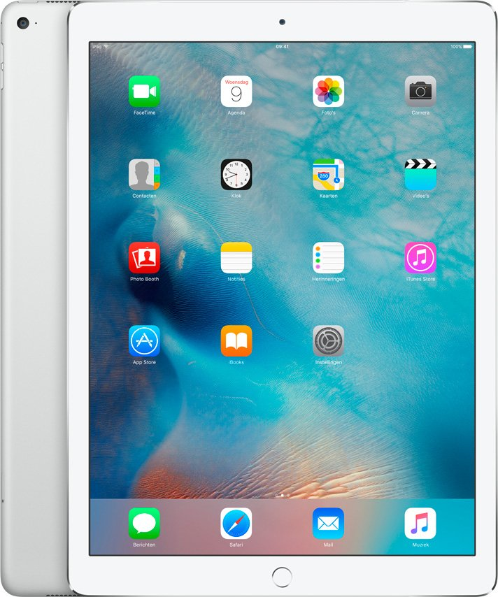 Планшет Apple iPad Pro 128GB 4G Silver фото