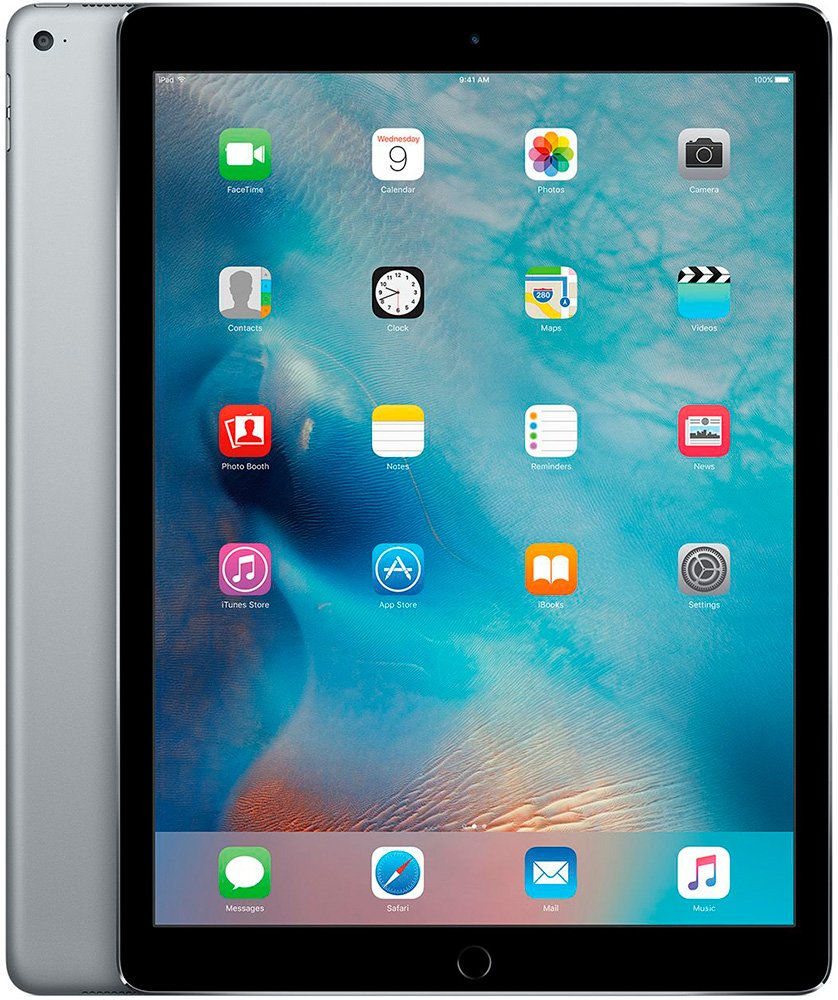 Планшет Apple iPad Pro 128GB 4G Space Gray фото