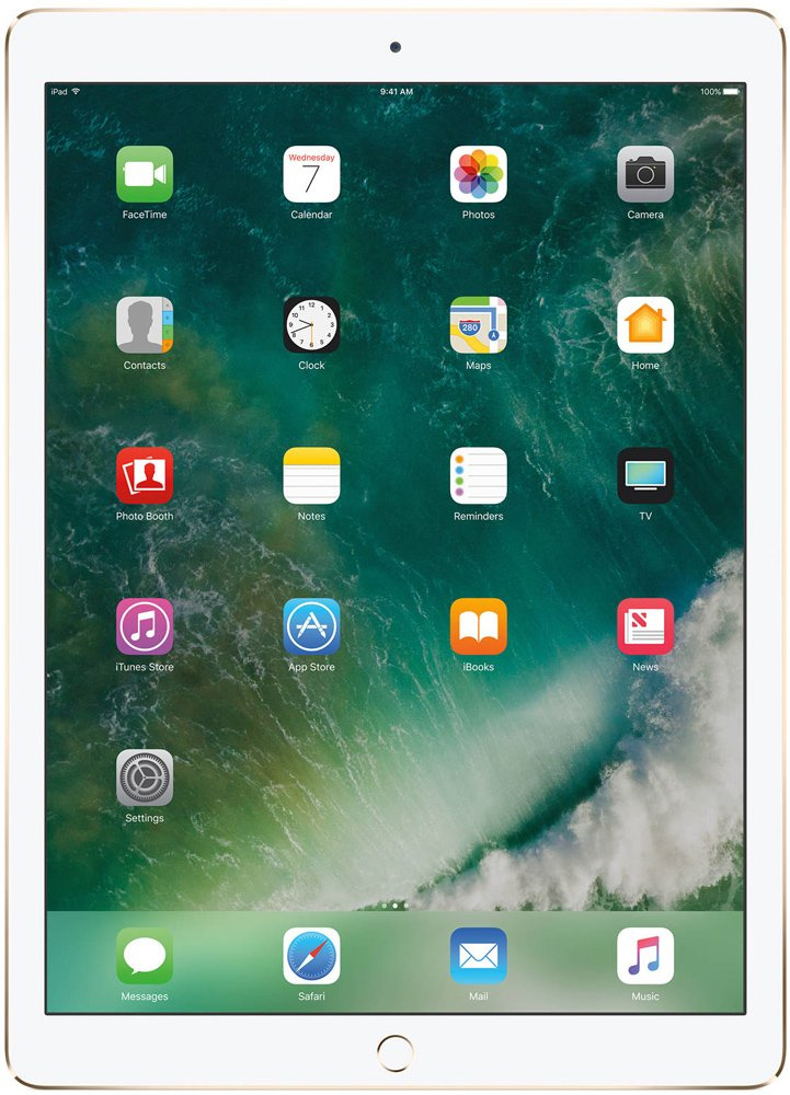 Планшет Apple iPad Pro 12.9 256GB LTE Gold