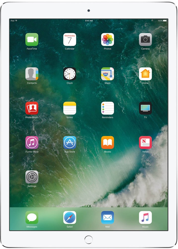 Планшет Apple iPad Pro 12.9 256GB LTE Silver