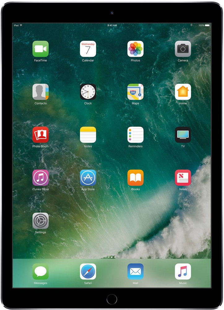 Планшет Apple iPad Pro 12.9 64GB LTE Space Gray фото
