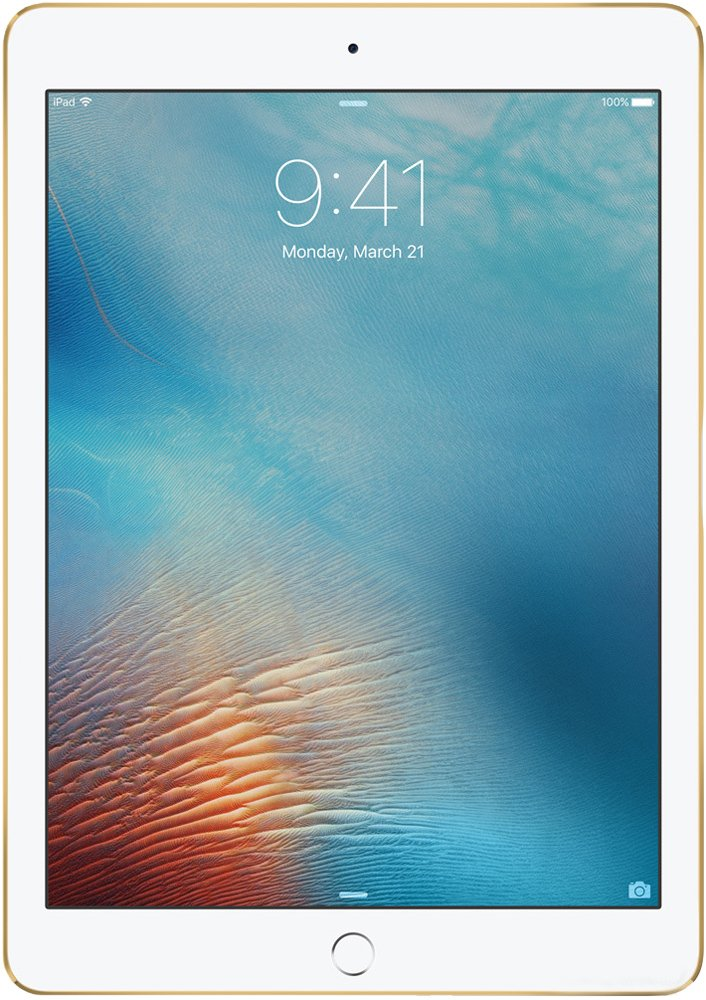 Планшет Apple iPad Pro 9.7 128GB 4G Gold