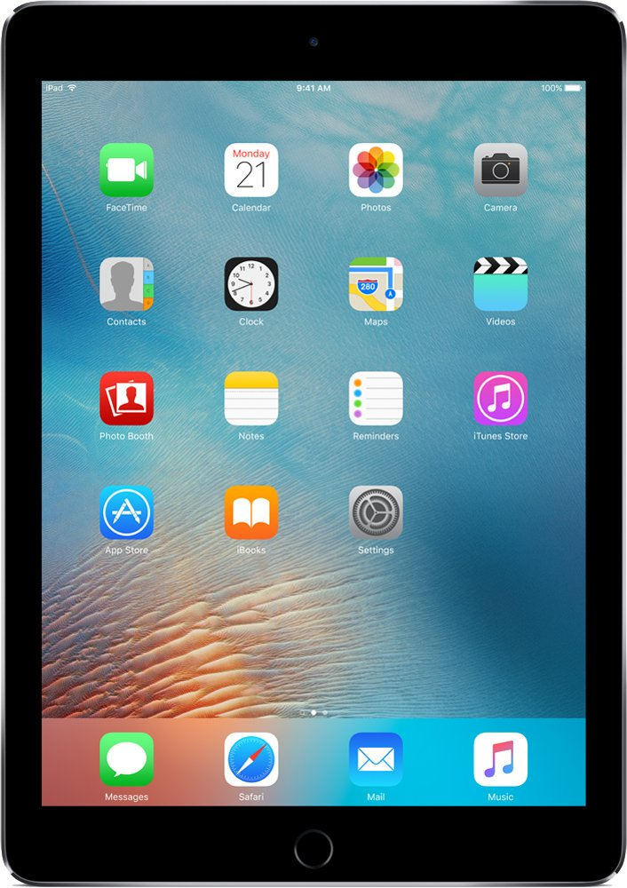 Планшет Apple iPad Pro 9.7 256GB Space Gray