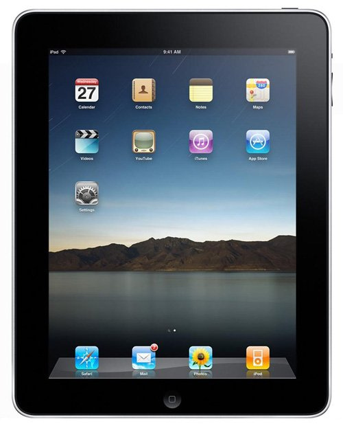 Планшет Apple iPad WiFi+3G 32Gb (MC496LL)