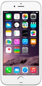 Apple iPhone 6 64Gb Silver фото