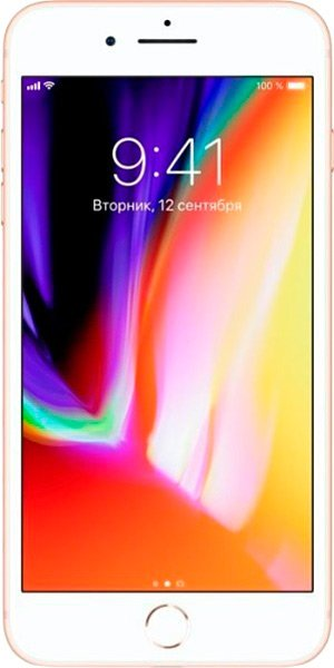 Смартфон Apple iPhone 8 Plus 64Gb Gold фото