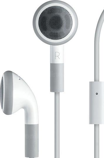 Гарнитура Apple iPhone Stereo Headset (MA814LL)