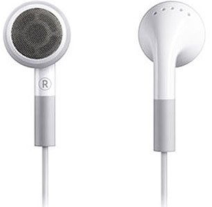 Наушники Apple iPod Earphones