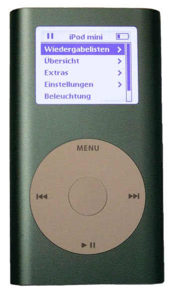 Flash - плеер Apple iPod Mini 6Gb