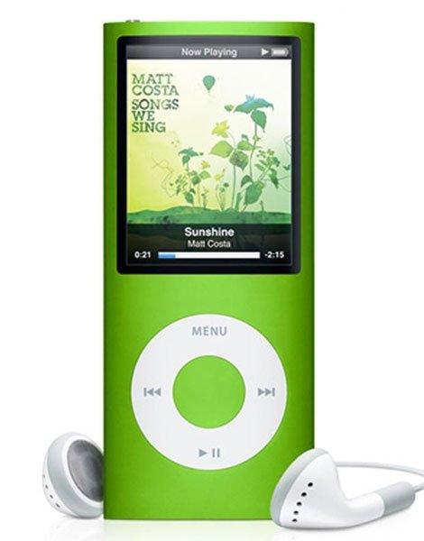 Flash - плеер Apple iPod Nano 4G 16Gb