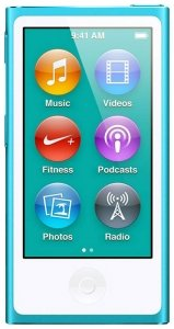 Медиаплеер Apple iPod Nano 7G 16Gb
