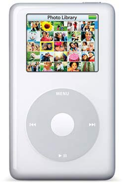 Flash - плеер Apple iPod Photo 60Gb