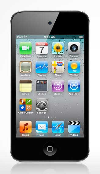 Flash плеер Apple iPod Touch 4G 32Gb