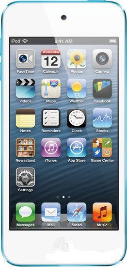 Медиаплеер Apple iPod Touch 5G 32Gb