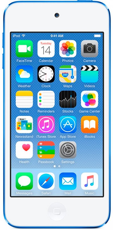 MP3 плеер Apple iPod Touch 6G 16Gb фото