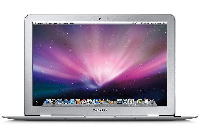 Ноутбук Apple MacBook Air MB543*/A