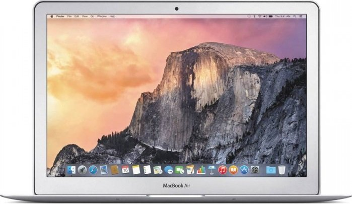 Ультрабук Apple MacBook Air MMGF2