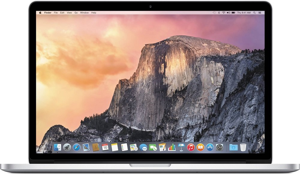 Ультрабук Apple MacBook Pro 15 Retina MLW72