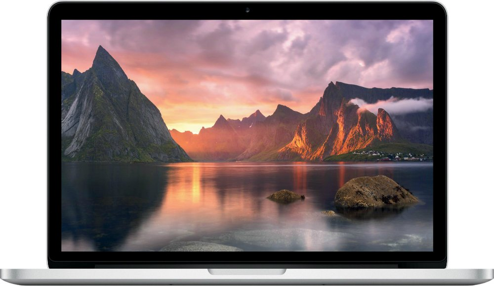 Ноутбук Apple MacBook Pro 13 Retina MGX92 фото