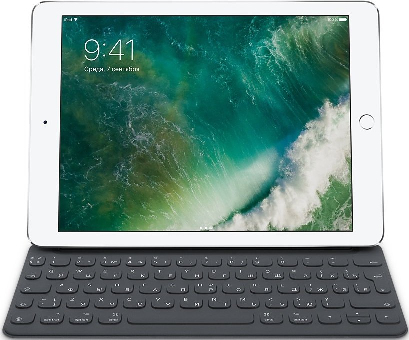 Клавиатура Apple Smart Keyboard for iPad Pro (MNKT2RS/A)