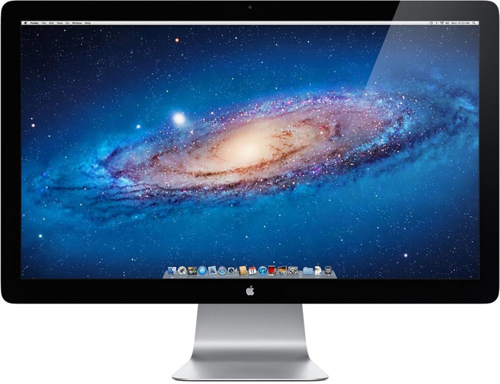 Монитор Apple Thunderbolt Display 27 фото