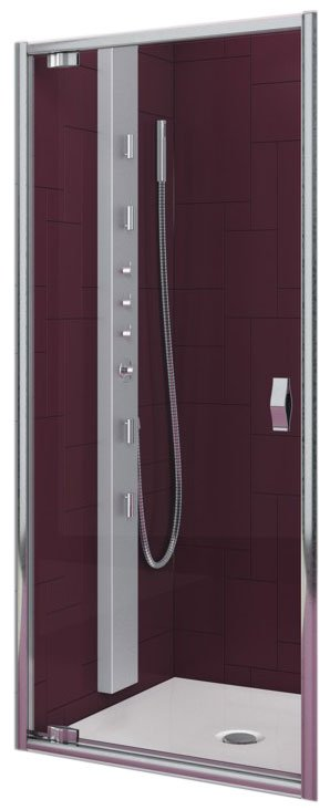 Душевая дверь Aquaform SALGADO Pivot Door 100 (103-06077)