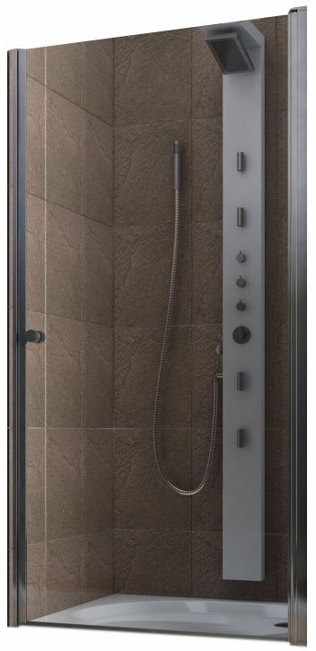 Душевая дверь Aquaform SILVA Pivot Recess Door Right 100 (103-05559)
