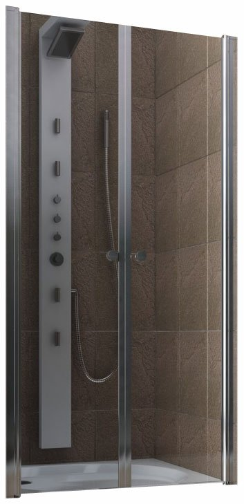 Душевые двери Aquaform SILVA Recess Swing Doors 100 (103-05554)